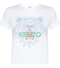 kenzo classic tiger short sleeve t-shirt