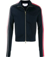 classic stripe track jacket