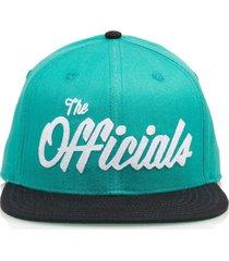 gorra verde official gresham