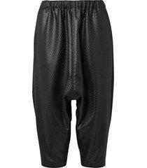 comme des garçons 3/4-length shorts