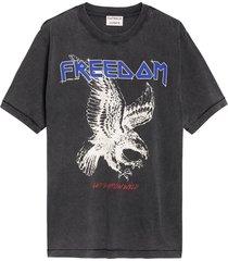 t-shirt free antraciet