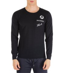 karl lagerfeld mad-chester sweater