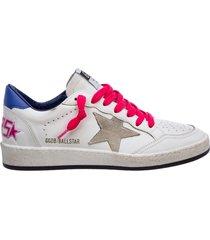 scarpe sneakers donna in pelle ball star