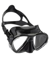 máscara de mergulho cressi matrix