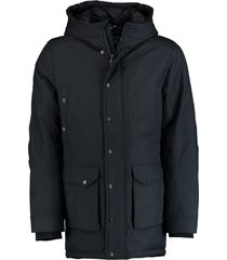 district wool look parka mf1130193/502
