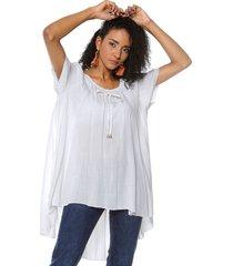 blusa blanco paris district