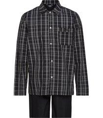 jbs pyjamas woven pyjamas svart jbs