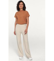 byxor darla knitted pants