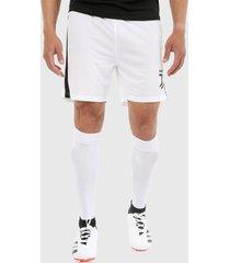 pantaloneta blanco-negro juventus