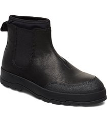 milo w shoes boots ankle boots ankle boots flat heel svart vagabond