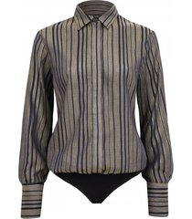 body stripes shirt