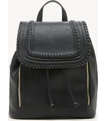women's destin backpack vegan leather new black one size from sole society