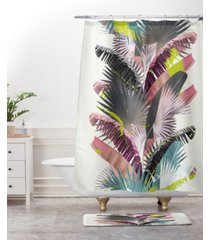 deny designs iveta abolina lets live in a beach shed bath mat bedding