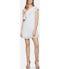 bcbgeneration one-shoulder a-line dress