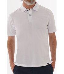 belstaff limehouse polo shirt - white 71140231