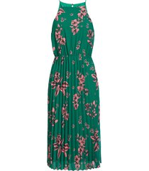 women's sam edelman floral pleat chiffon midi dress