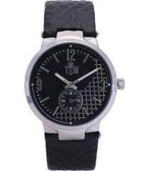 reloj azul-gris technosport