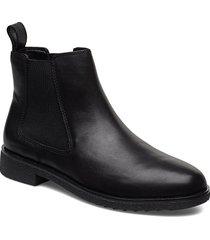 griffin plaza shoes chelsea boots svart clarks