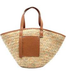 shop bag palha feminina