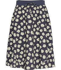 woven skirts knälång kjol multi/mönstrad marc o'polo