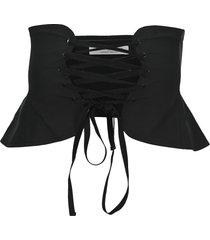 philosophy peplum corset belt
