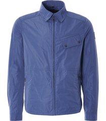 belstaff camber lightweight jacket | racing blue | 71120222-blu