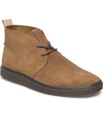 crepetray m desert boots snörskor brun ecco