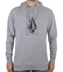 moletom volcom drippin out masculino