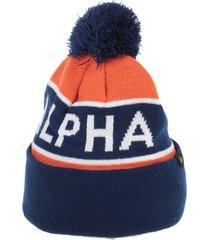 alpha industries hats
