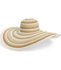 women's san diego hat ultrabraid floppy hat - beige