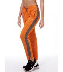 pantalón naranja greece acacia