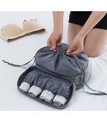 stoccaggio intimo donna oxford borsa impermeabile borsa da viaggio