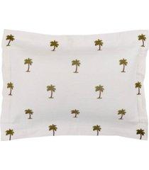 the palm standard sham bedding