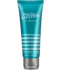 """jean paul gaultier men's """"le male"""" soothing alcohol-free after shave balm, 3.4 fl. oz."""