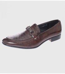 zapato de vestir coffee casatia