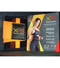 xtreme power belt fitness waist cincher sport shapewear waist & abdomen reduc...