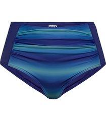 swim midi shape bikinitrosa blå wiki