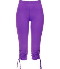 leggings capri (viola) - bpc selection