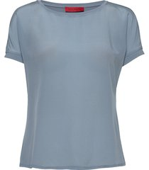 credere t-shirts & tops short-sleeved blå max&co.