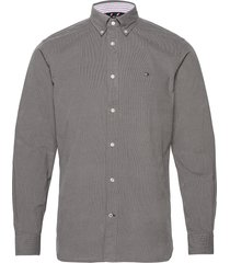 flex corduroy shirt overhemd casual grijs tommy hilfiger