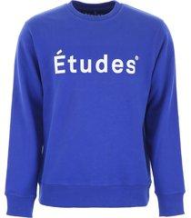 études logo sweatshirt