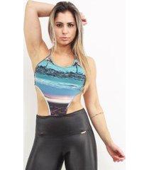 body extreme ladies beach - feminino