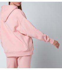 holzweiler women's gloria hoodie - light pink - l