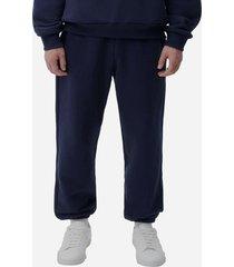 buzo modern jogger talla extra grande azul marino uniforma