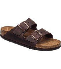 arizona shoes summer shoes flat sandals brun birkenstock
