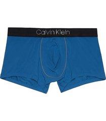 'ck black' logo waistband boxer briefs