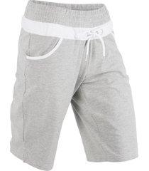 shorts in felpa livello 1 (grigio) - bpc bonprix collection