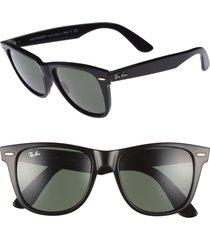 men's ray-ban classic wayfarer 54mm sunglasses -