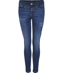 opus skinny jeans emily ink blue