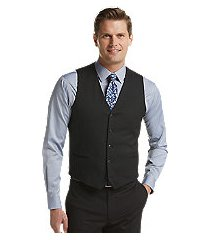 1905 collection slim fit men's suit separates vest - big & tall by jos. a. bank